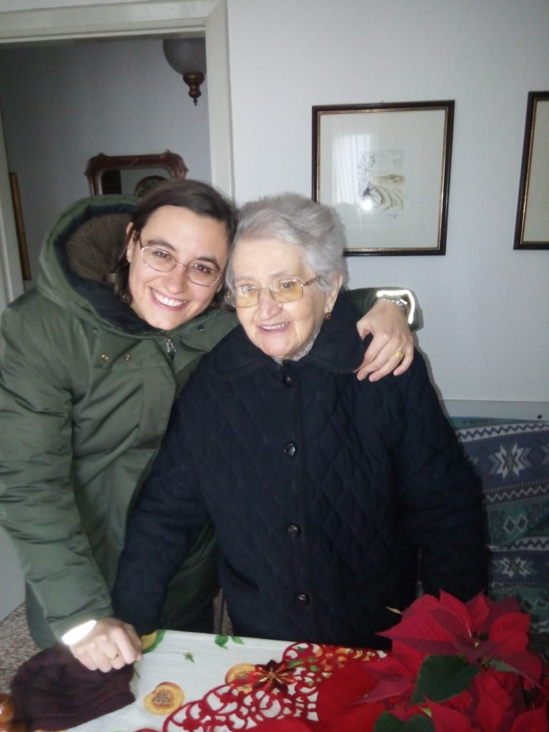 Nonna Celestina 13.02.1927 - 25.03.2020